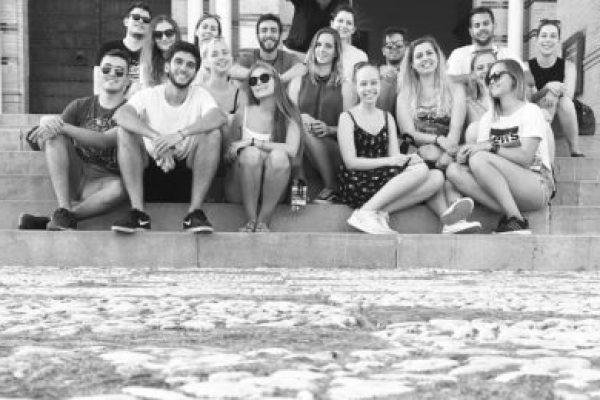 LG Budapest visita Sevilla